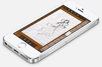 A primeira versão tinha apenas alguns recursos como a linha do tempo e a tela, mas eles acreditavam que esse aplicativo poderia trazer inspiração e inovação para todos as pessoas criativas do mundo.